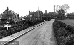 Easington, The Village c.1955