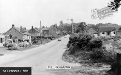 Easington, Village c.1955
