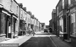 Easingwold, Chapel Street c.1960