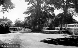 Easingwold, Church Lane c.1960