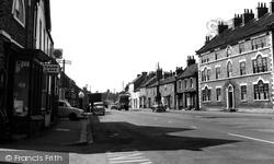Easingwold, Long Street c.1960