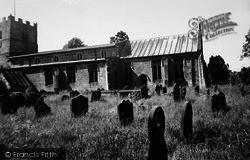 Easingwold, St John's Church c.1960