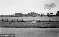 Easingwold, The Grammar School c.1960