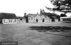 Easingwold, The Primary School c.1960