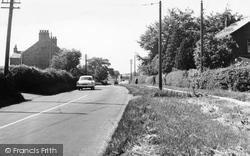 Easingwold, Thirsk Road c.1960