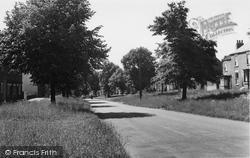 Easingwold, Uppleby c.1960