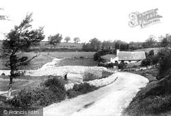 East Aberthaw, Burton Bridge 1899
