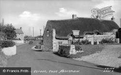 Main Street c.1955, East Aberthaw