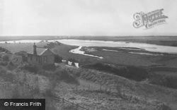 East Aberthaw, The River c.1955