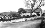 East Aberthaw, the Village 1899