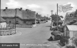 The Village c.1955, East Aberthaw