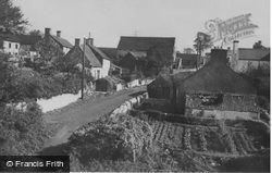 East Aberthaw, Village c.1955