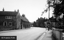 East Ayton, c.1955