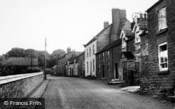 East Ayton, Castlegate c.1955