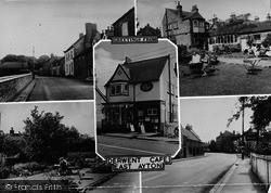 East Ayton, Composite c.1960
