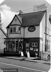 East Ayton, Derwent Café c.1960