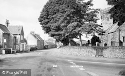 East Ayton, Main Street c.1955