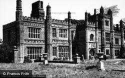 East Barsham, Manor House 1949