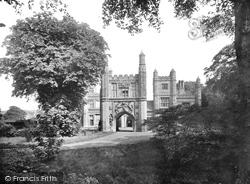 East Barsham, The Manor 1929