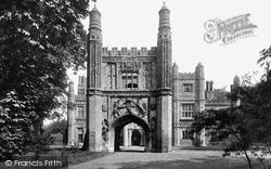 East Barsham, The Manor House 1929