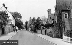 East Blatchington, Blatchington Hill c.1965