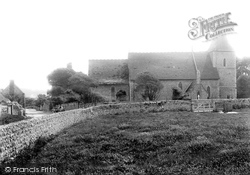 East Blatchington, St Peter's Church 1891