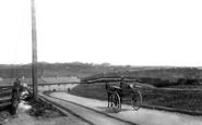 East Blatchington, Village 1891