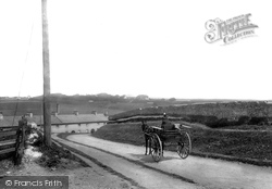 East Blatchington, Village 1891