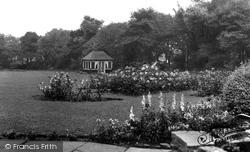 East Boldon, Grange Park c.1955