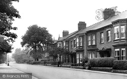 East Boldon, Station Road c.1955