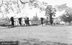 East Brent, c.1960