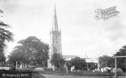 East Brent, Church 1903