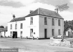 East Brent, The Brent Knoll Inn c.1965
