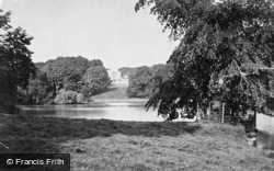 East Budleigh, Bicton House 1890