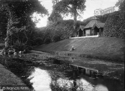East Budleigh, Bicton, The Hermitage 1890