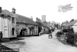 East Budleigh, Main Street 1906