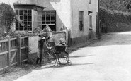 East Budleigh, Perambulator 1914