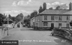 Rolle Arms Hotel, Budleigh Hill 1928, East Budleigh