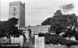 East Budleigh, The Church c.1955