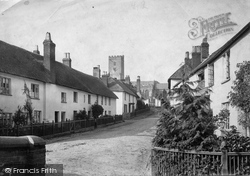 East Budleigh, The Village 1890