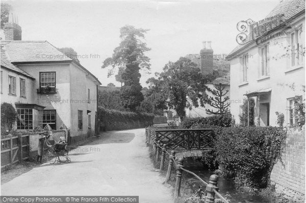East Budleigh, 1914