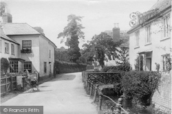 East Budleigh, Village 1906