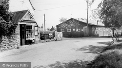East Challow, Post Office And Village Hall c.1960