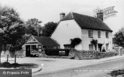 East Challow, Post Office c.1960