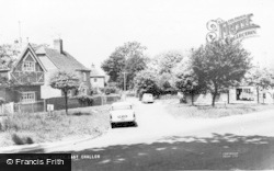 East Challow, The Green c.1960