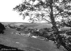 East Dean, 1921