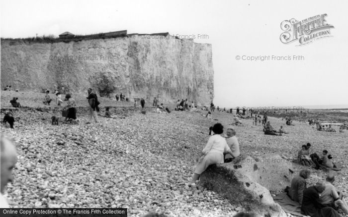 Photo of East Dean, Birling Gap c.1960