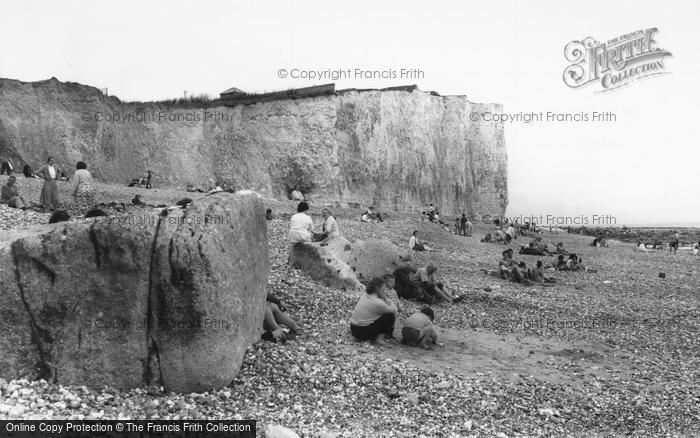 Photo of East Dean, Birling Gap c.1960