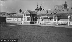 East Dean, Birling Gap Hotel c.1955