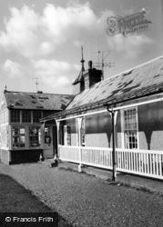 East Dean, Birling Gap Hotel c.1960